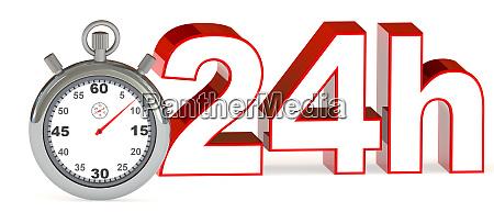24 zeit