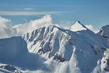 gebirge in den alpen