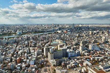 tokyo residential district
