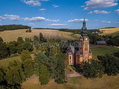 lutherkirche harthau chemnitz sachsen