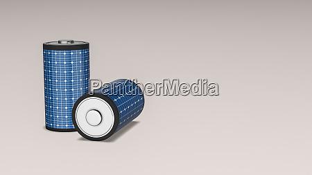 konzept der erneuerbaren energien