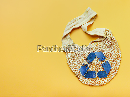 wiederverwenden reduzieren recyceln konzept hintergrund recycling