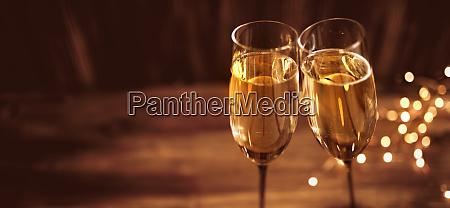 champagne for celebration