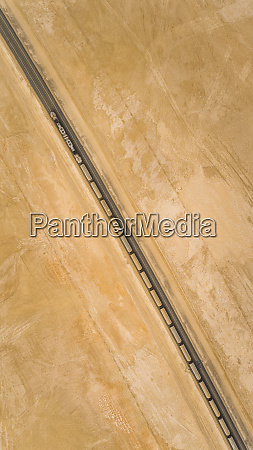 luftaufnahme von etihad rail mitten in