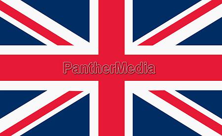 flagge von grossbritannien