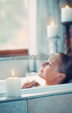 aromatherapie und entspannungskonzept