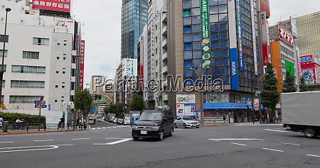 tokyo japan 27 june 2019 akihabara