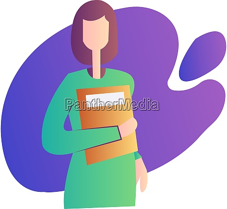 simple modern vector illustration of a