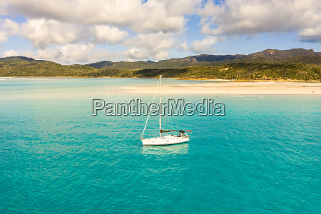 aerial, view, of, sail, boat, near - 27540415