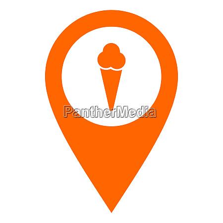 eis und location pin