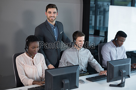 customer service executive trainer in der