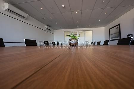 leeres modernes boardroom