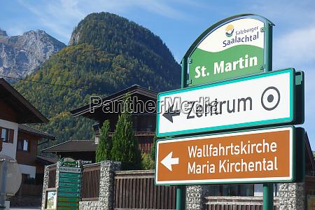 informationsschilder wallfahrtskirche maria kirchental