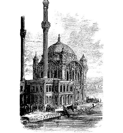 sultan ahmed moschee oder blaue moschee
