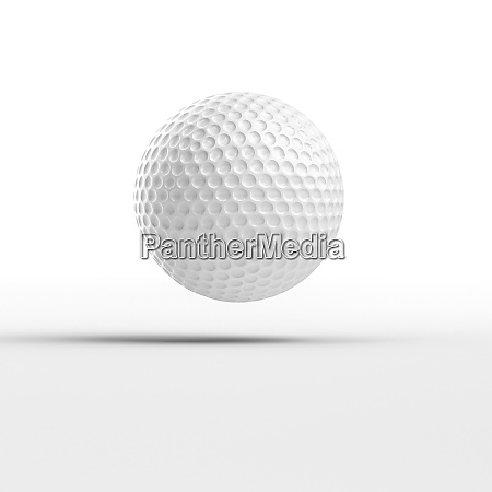 3d render image of a golf