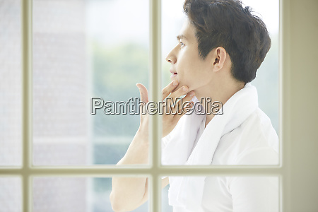 male beauty dentistry
