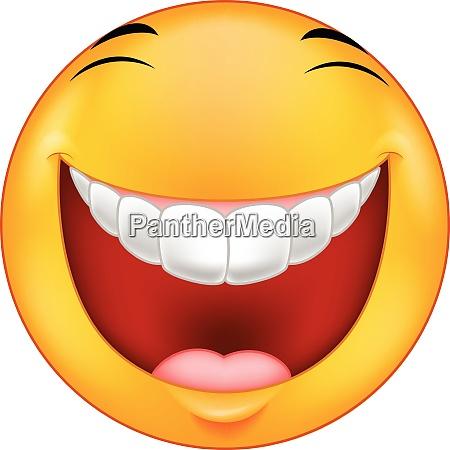 glueckliches smiley gesicht