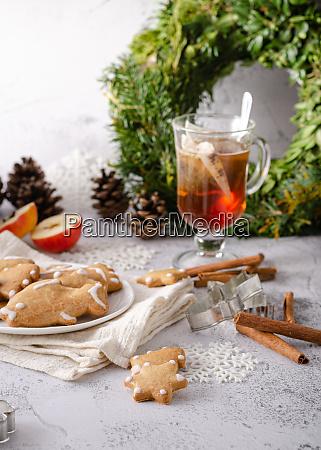 weihnachtsplaetzchen feier