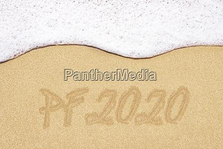 pf 2020 frohes neues jahr in