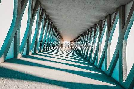abstrakte 3d struktur