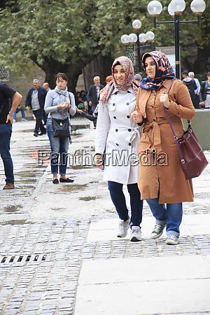 turkey marmara bursa modestly dressed muslim