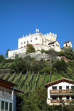 castello di castelbello in italien