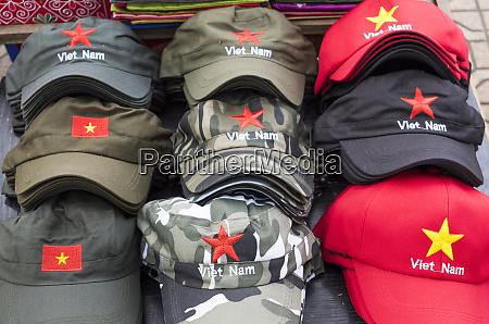 vietnam hanoi souvenir baseballkappen