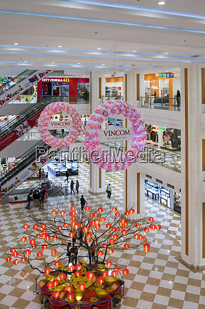 vietnam halong city vincom center shopping