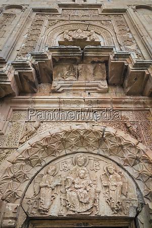 armenia noravank noravank monastery detail 12th