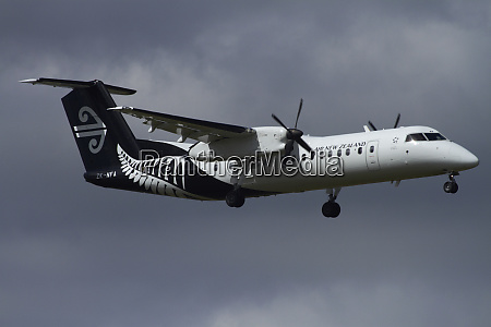 air new zealand bombardier dash 8