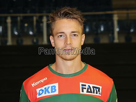 daenischer handballer michael damgaard sc magdeburg