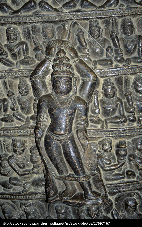 asia, , india, , khajuraho., close, up, of - 27697167