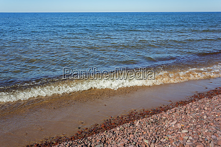 michigan keweenaw peninsula great sand bay