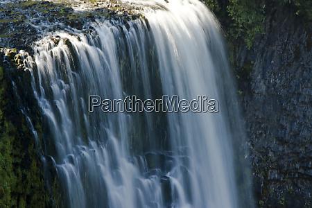 salt creek falls willamette national forest