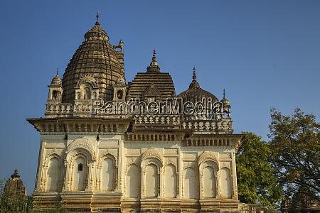 tempel von khajuraho tempel mit hindu