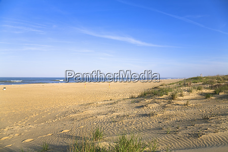 virginia beach va usa sand