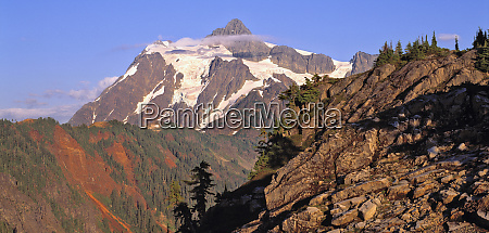 usa washington state mt shuksan am