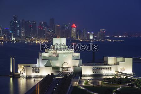 qatar doha the museum of islamic