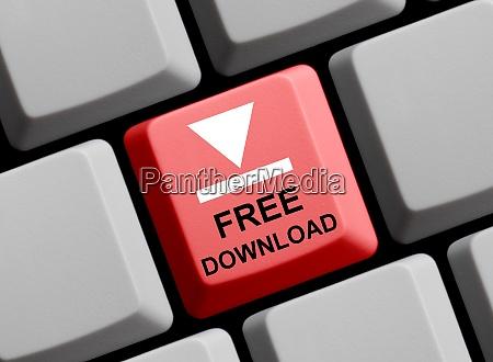 symbol auf der computertastatur kostenloser download