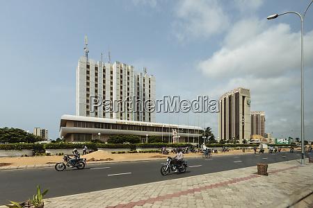 afrika westafrika togo lome banque togolaise