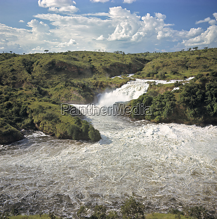 afrika uganda murchison falls np der
