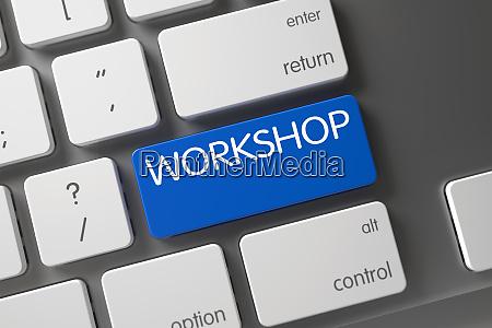 workshop closeup der tastatur