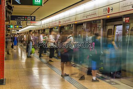 hong kong es public transit system