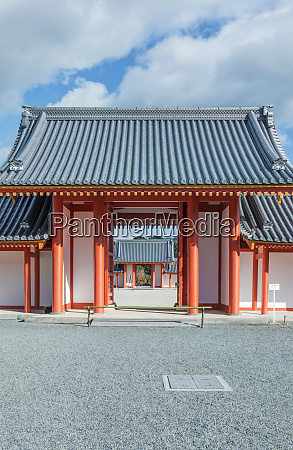japan kyoto kaiserpalast von kyoto