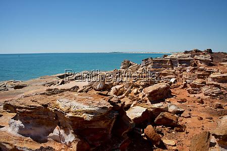 western australia broome gantheaume point indian