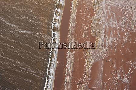 salinen swakopmund luftaufnahme namibia