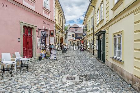 europe czech republic bohemia kutna hora