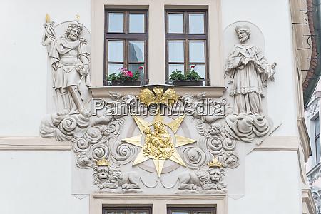 europe czech republic bohemia prague old