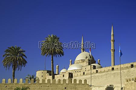die moschee von muhammad ali in