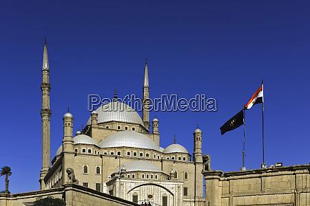 AEgypten kairo die moschee von muhammad